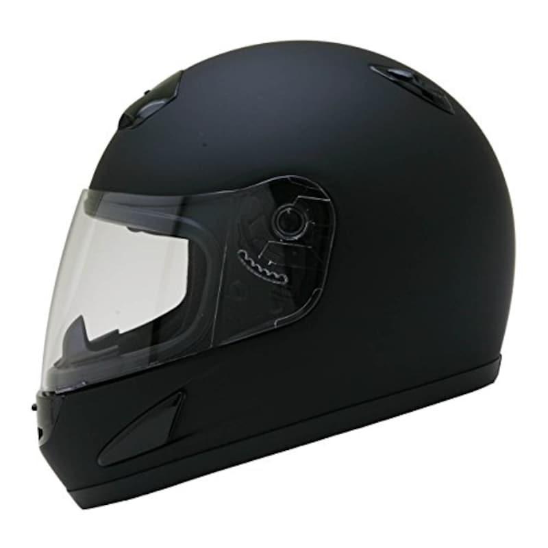 ネオライダース,フルフェイスヘルメット マッドブラック,MA14