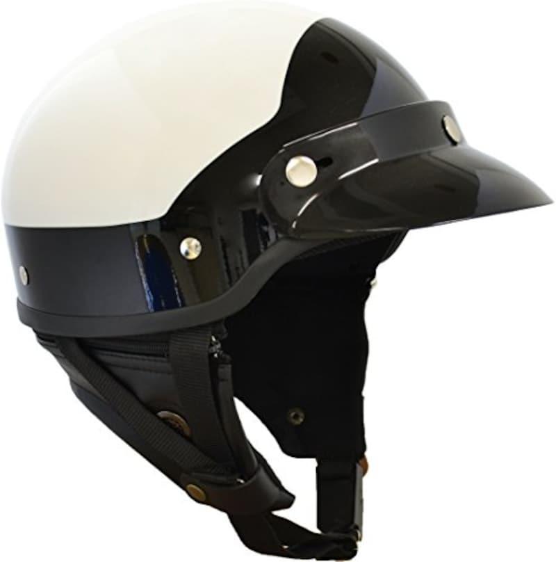 MARSHIN(マルシン),バイクヘルメット ハーフ,MP-110