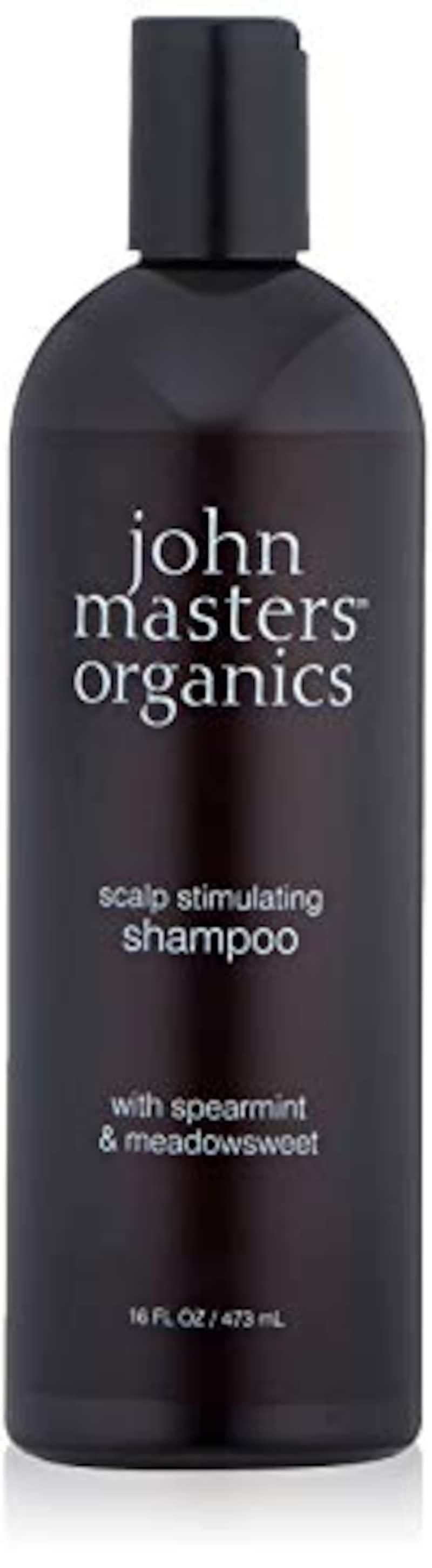 john masters organics(ジョンマスターオーガニック),S&Mスキャルプシャンプー N(スペアミント&メドウスイート)