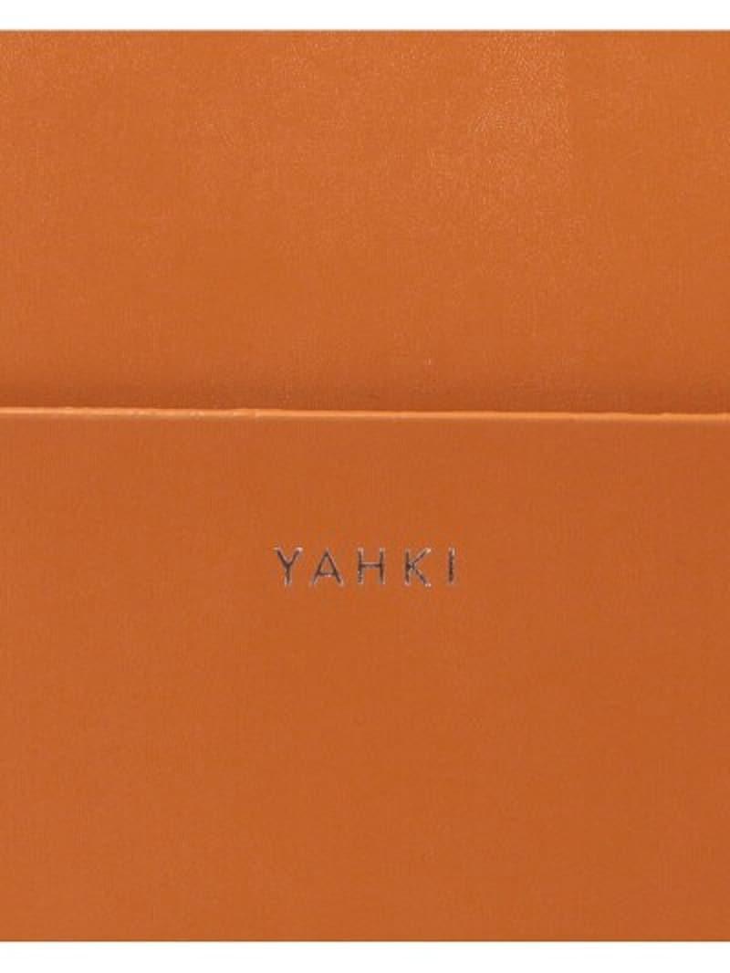 YAHKI,ダブルフェイス A4 バッグ