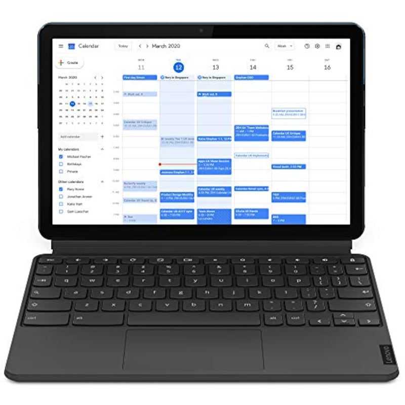Lenovo,IdeaPad Duet Chromebook,ZA6F0038JP