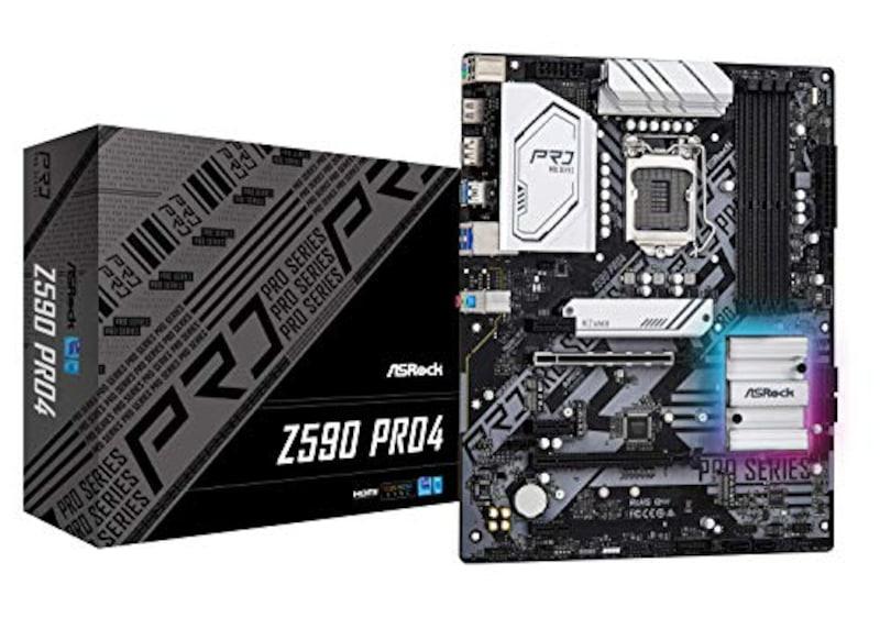 ASRock(アスロック),Z590 Pro4,Z590 PRO4