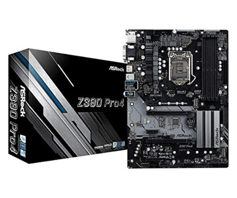 ASRock(アスロック),Z390 Pro4,Z390 PRO4