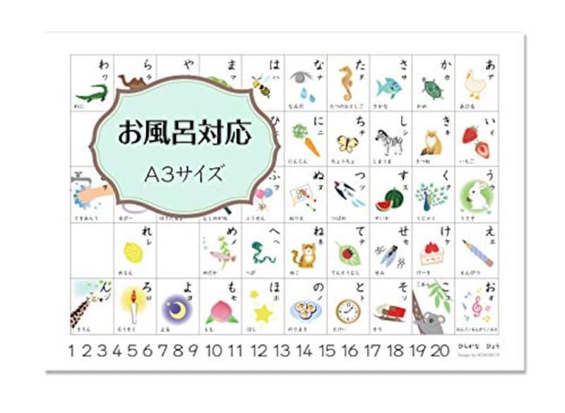 SONORITE(ソノリテ),お風呂ポスター