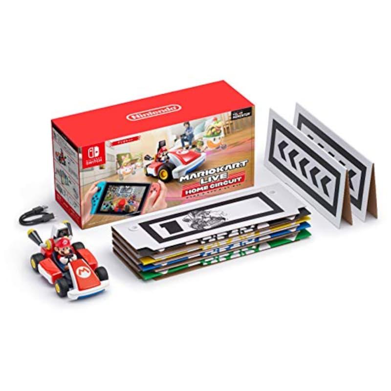 任天堂,マリオカート ライブ ホームサーキット マリオセット