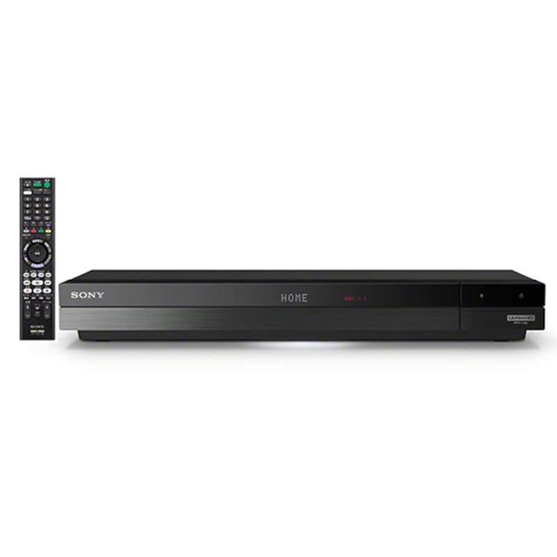 ソニー,ブルーレイディスクレコーダー 2TB 4Kチューナー内蔵 Ultra HDブルーレイ再生,BDZ-FBT2100