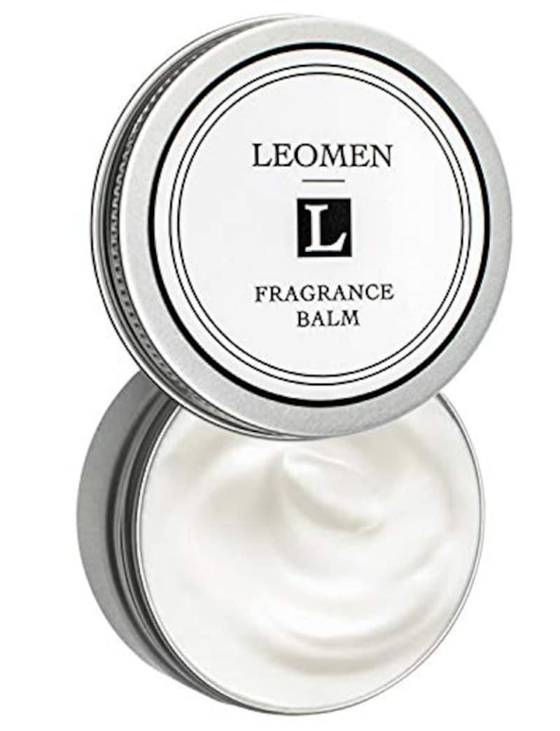 LEOMEN,練り香水 フレグランス バーム