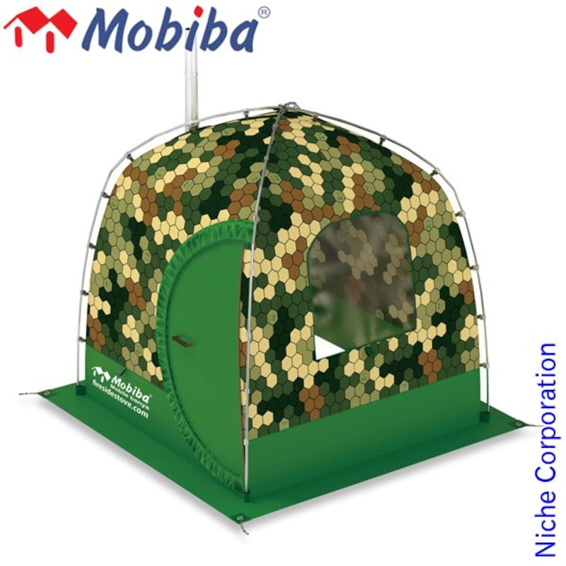 Mobiba,バックパックサウナ,RB170M 27170