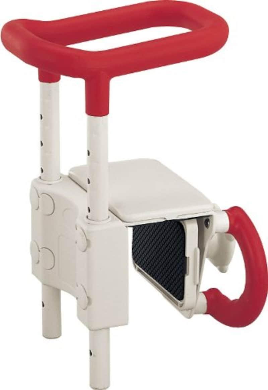 安寿,アロン化成 高さ調節付浴槽手すり,UST-130