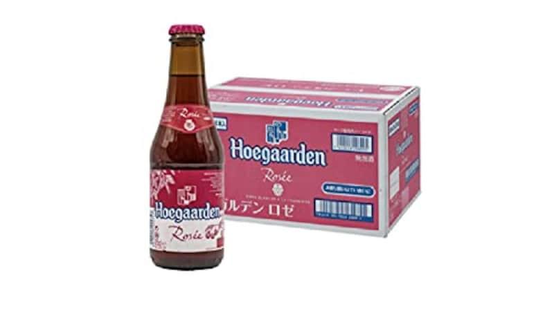 Hoegaarden,ヒューガルデン ロゼ 瓶  250ml×24本セット