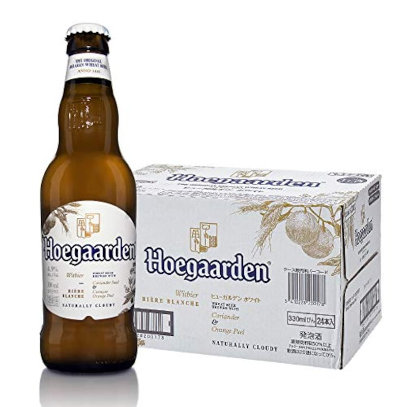 Hoegaarden,ヒューガルデン ホワイト 330ml×24本セット,302177-24