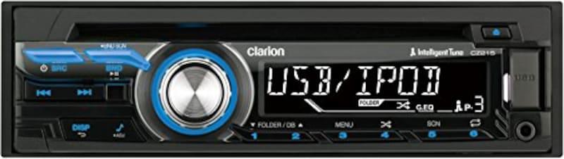Clarion(クラリオン),USBスロット搭載1DINCDレシーバー,CZ215