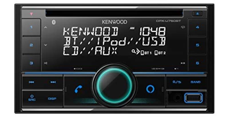 KENWOOD(ケンウッド),カーオーディオ,DPX-U750BT
