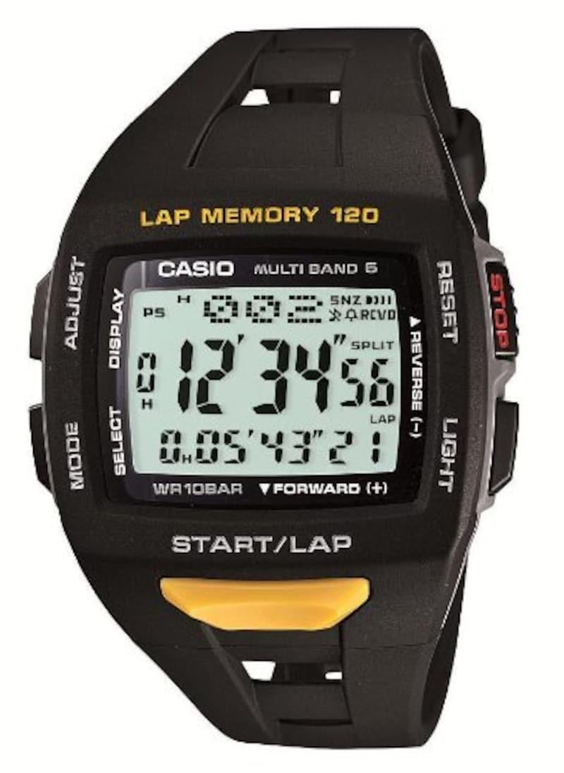 CASIO(カシオ),腕時計 フィズ LAP MEMORY 120 日本製,STW10001JF
