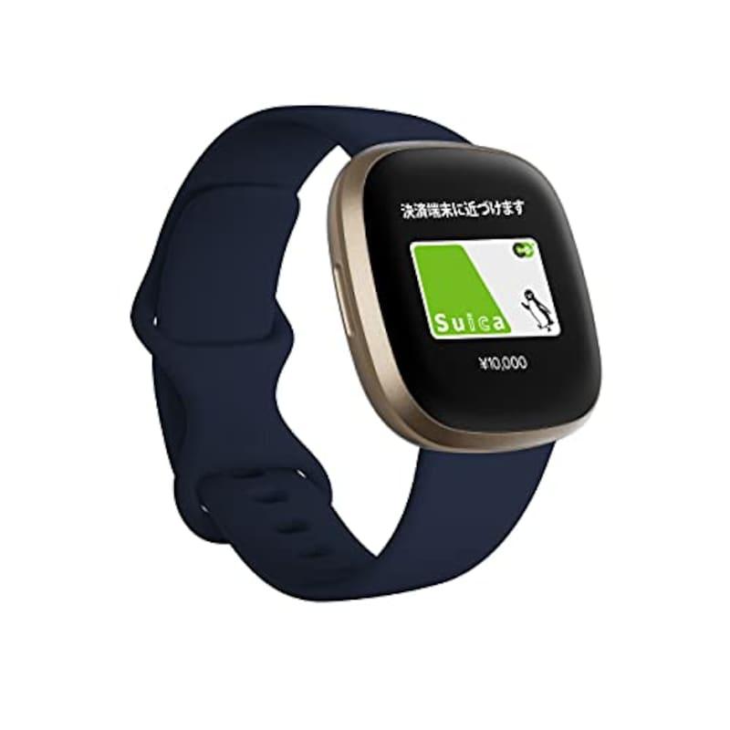 Fitbit(フィットビット),【Suica対応】Fitbit Versa3 Alexa搭載