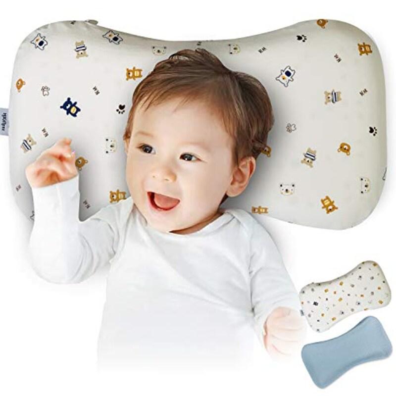 HUGmeee,低反発ベビー枕