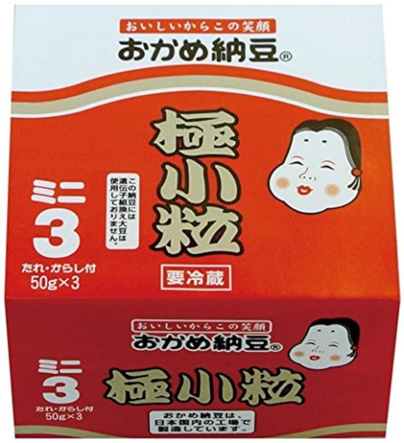タカノフーズ,おかめ納豆 極小粒