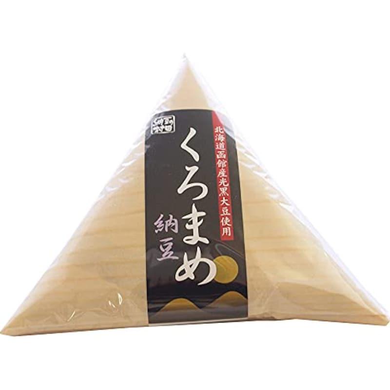 村田商店,くろまめ納豆