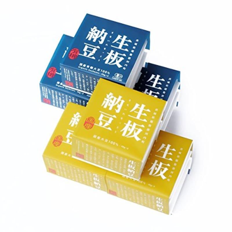 秋山食品,生板納豆