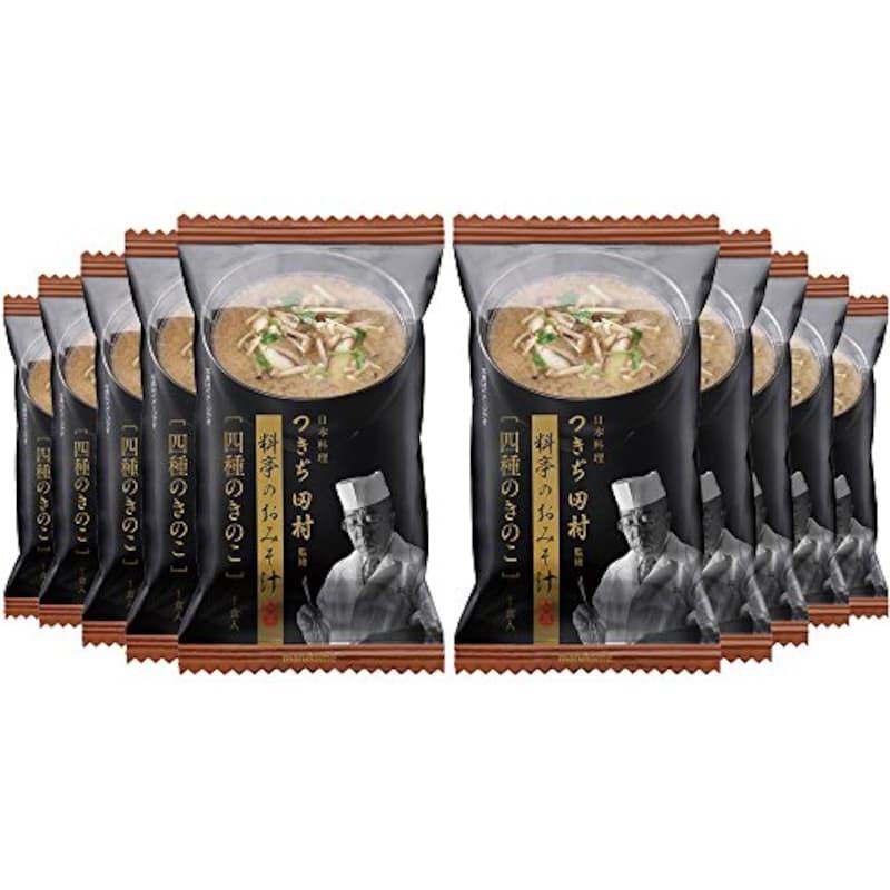 マルコメ,つきぢ田村 即席味噌汁