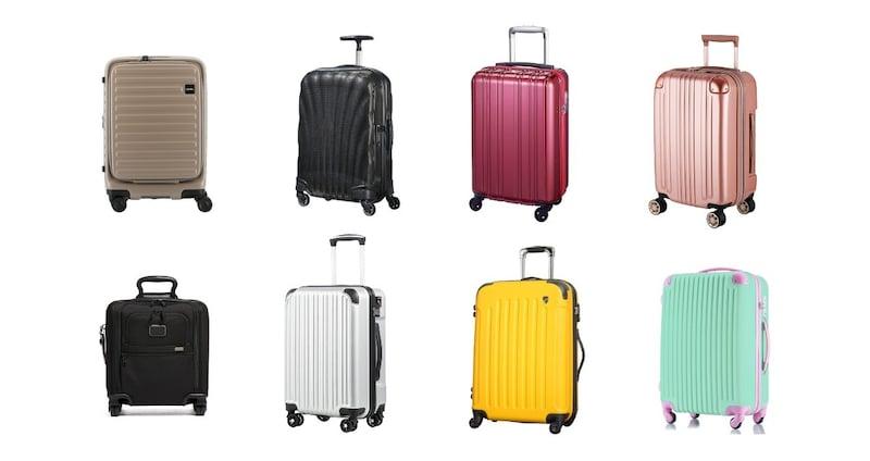 【2021年】機内持ち込み用スーツケースおすすめ人気ランキング25選 おしゃれで2kg以下の軽いものも!