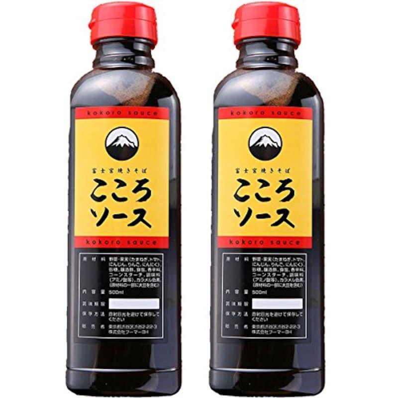 さのめん,富士宮焼きそば専用 こころソース
