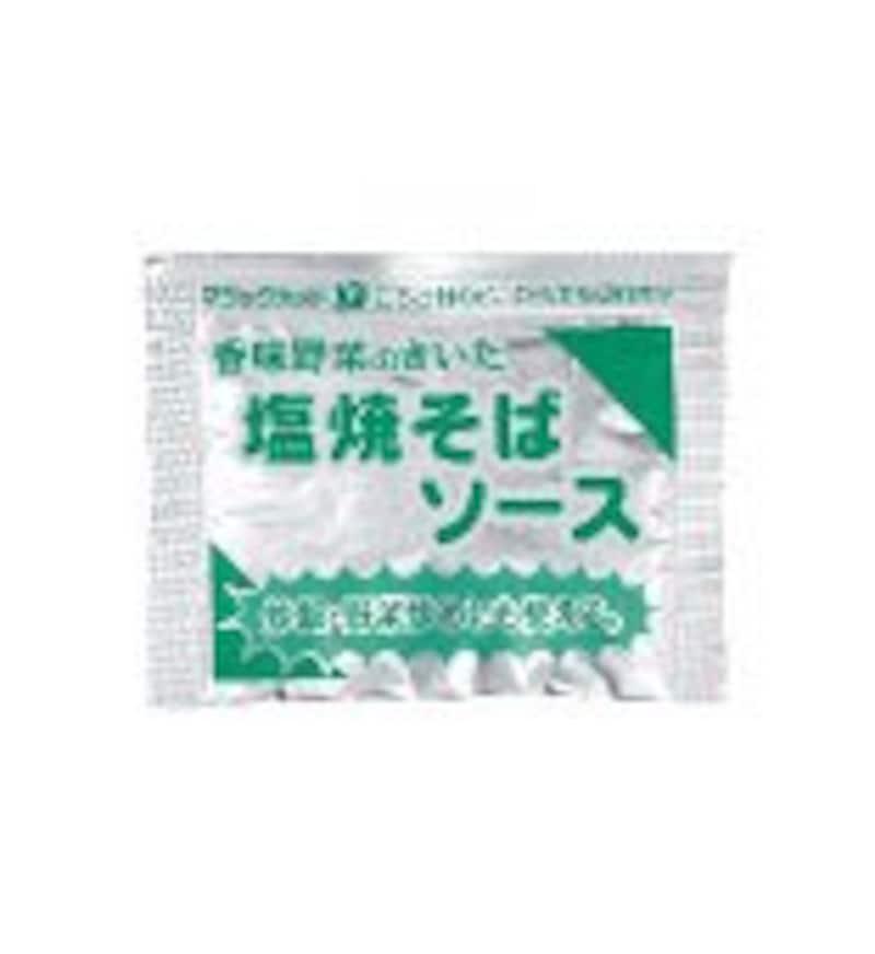 三栄フーズ,香味野菜のきいた塩焼きそばソース 9g×60袋