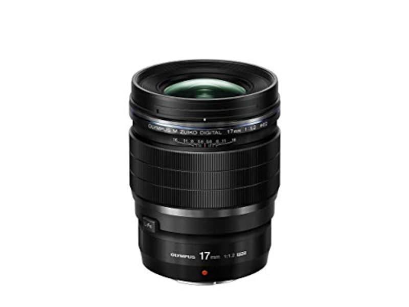 OLYMPUS,単焦点交換レンズ ED 17mm F1.2 PRO