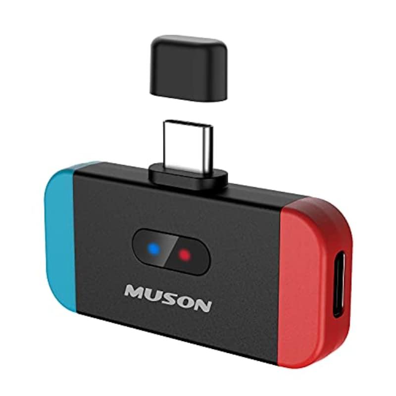MUSON(ムソン),MK3 Switch Bluetooth トランスミッター,MK3