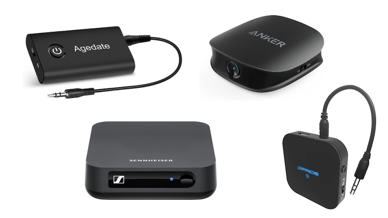 Bluetoothトランスミッターおすすめ人気ランキング13選|テレビ音声をワイヤレス接続化で快適に