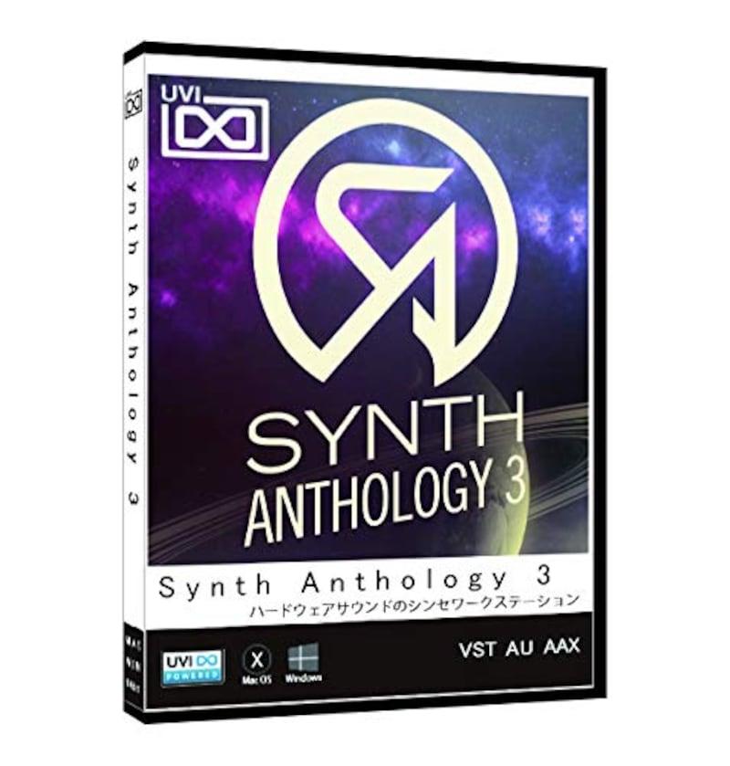 UVI(ユーブイアイ),Synth Anthology 3