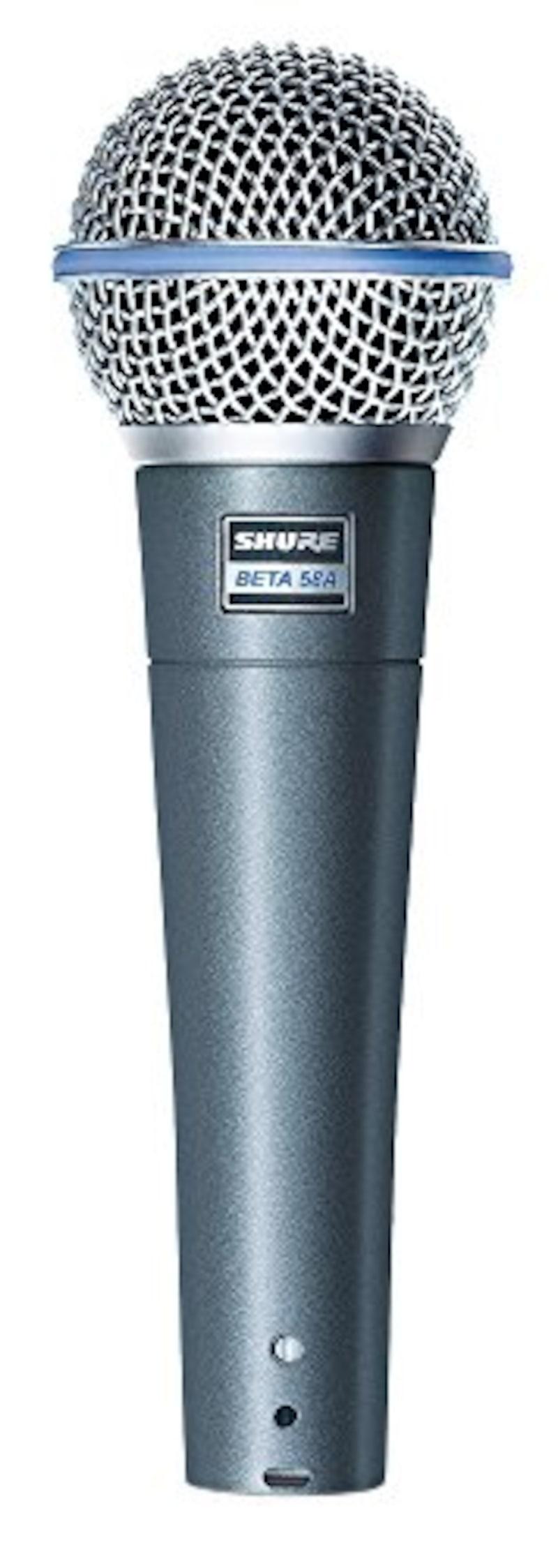 SHURE(シュア),ダイナミックマイクロフォン BETA 58A,BEAT58A-X