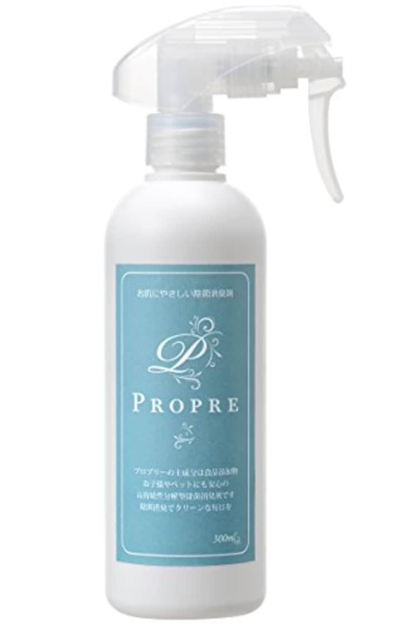 エスケイネット株式会社,Propre(プロプリー)光触媒除菌消臭剤