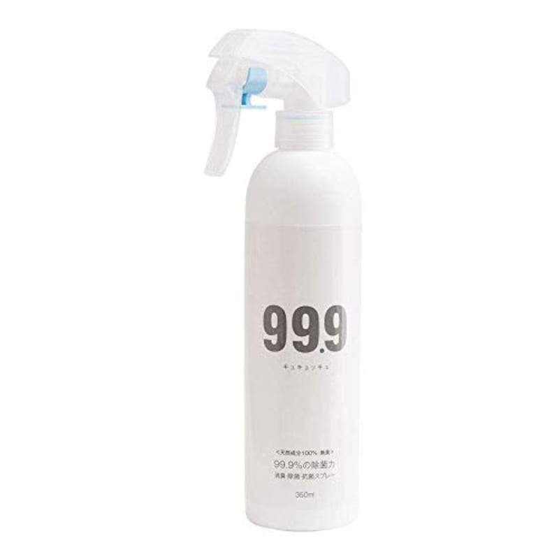 99.9(キュキュッキュ),除菌消臭スプレー