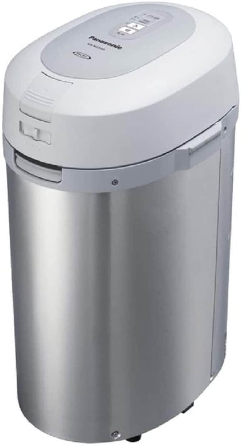 パナソニック(Panasonic),家庭用生ごみ処理機 温風乾燥式 6L,MS-N53XD-S