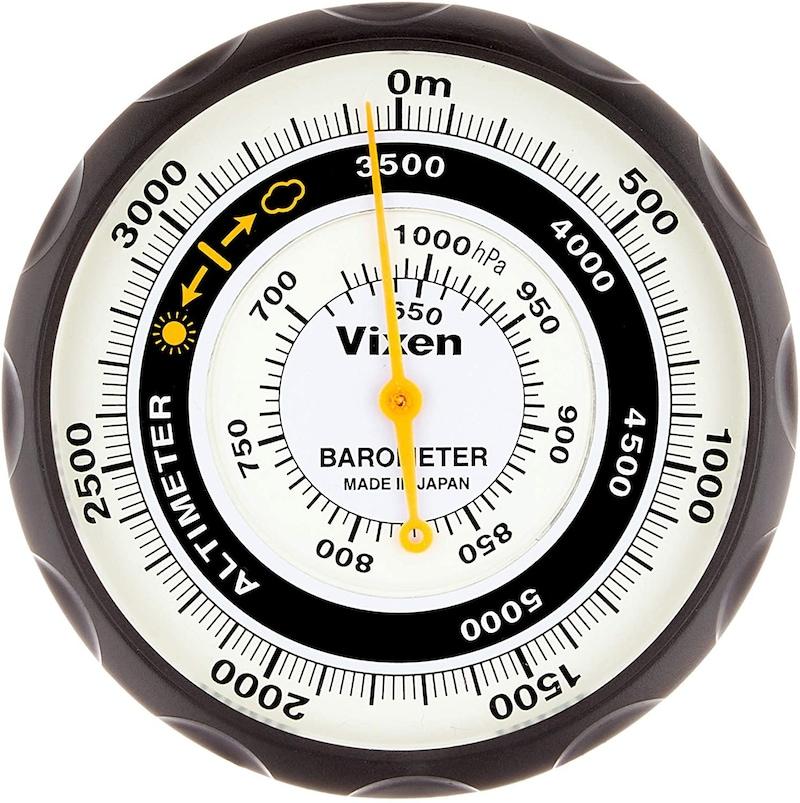 ビクセン,アナログ高度計,46811