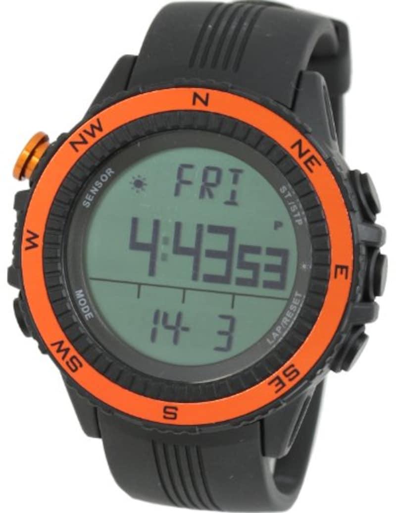 LAD WEATHER(ラドウェザー),アウトドア腕時計,lad004