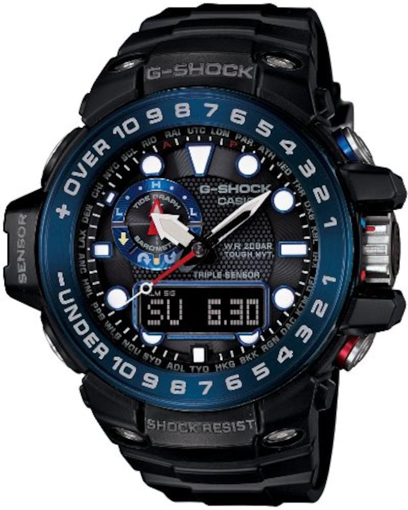 CASIO(カシオ),腕時計 GULFMASTER,GWN-1000B-1BJF