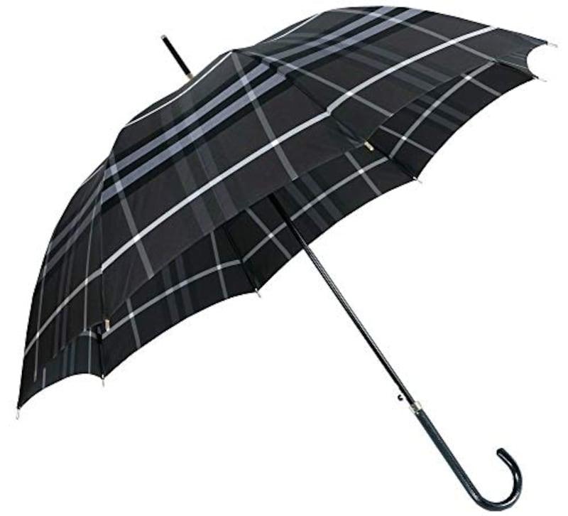 バーバリー(BURBERRY), カバー付 ジャンプ 雨傘