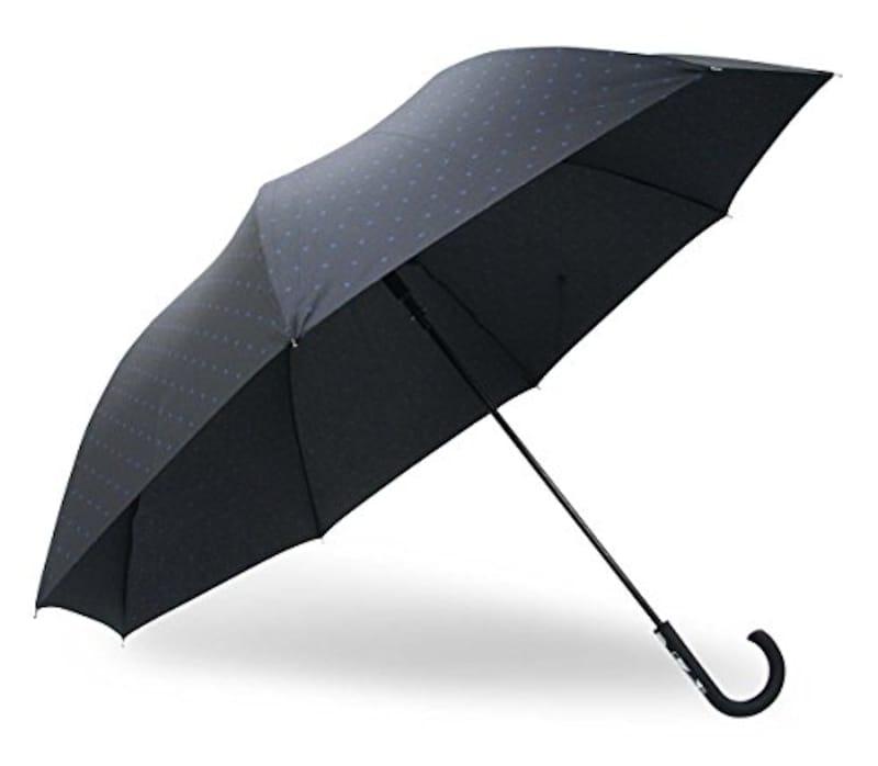 弘懋(コウモ),耐風構造・紳士用ジャンプ長傘