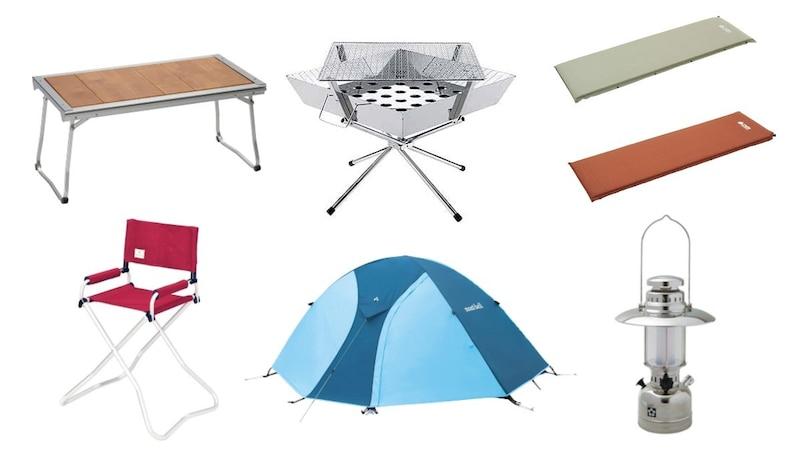 キャンプ用品おすすめ人気ランキング70選|初心者にも扱いやすくおしゃれなものも!ブランド・メーカーも紹介!
