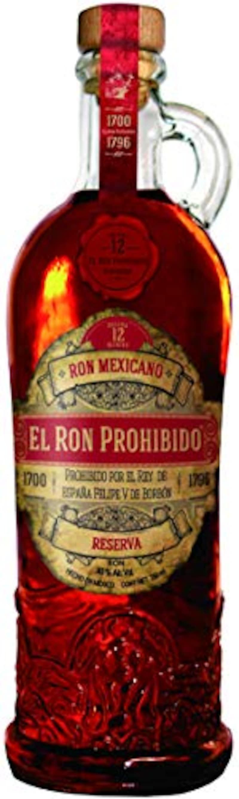 El Ron Prohibido(エル・ロン・プロイビード),エル ロン プロイビード 12年