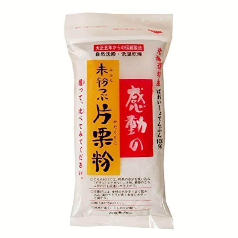 中村食品産業,感動の未粉つぶ片栗粉