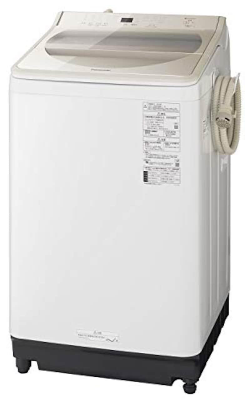 Panasonic(パナソニック),全自動洗濯機 泡洗浄 ,NA-FA100H8-N