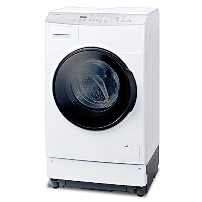 IRIS OHYAMA(アイリスオーヤマ),ドラム式洗濯機 乾燥機能付き 8kg 温水洗浄機能,FLK832