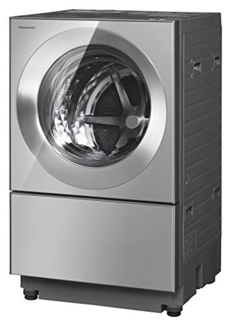 Panasonic(パナソニック),ななめドラム洗濯乾燥機 キューブル 10kg 右開き,NA-VG2500R-X