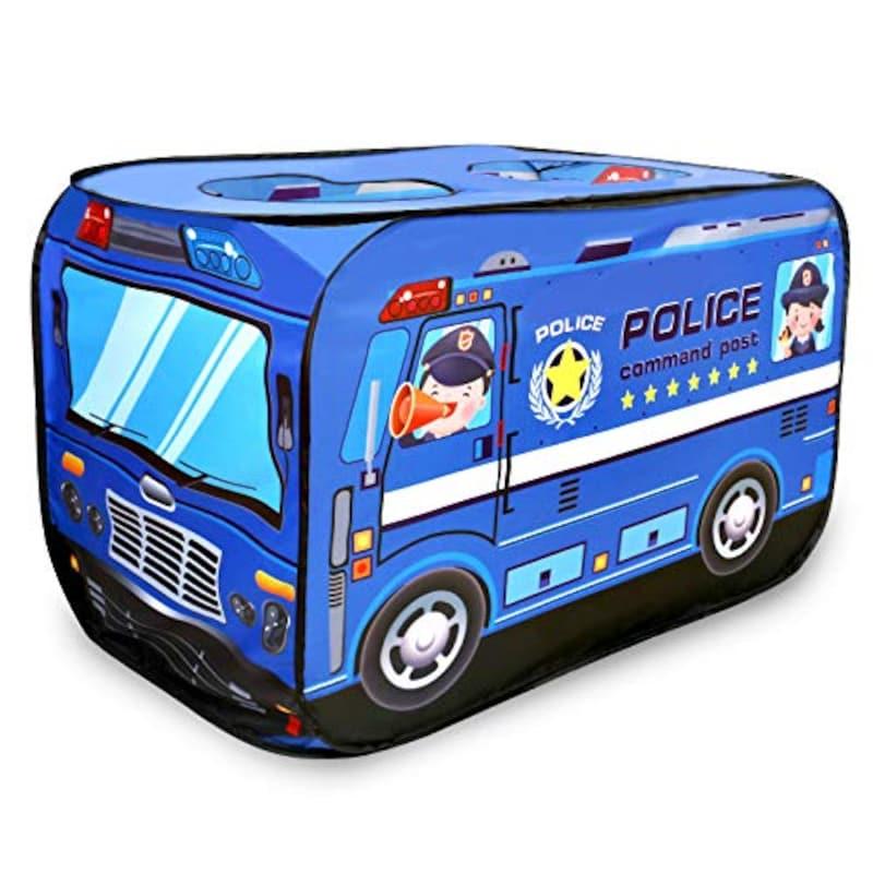 Ansimple,子供用テント パトカー