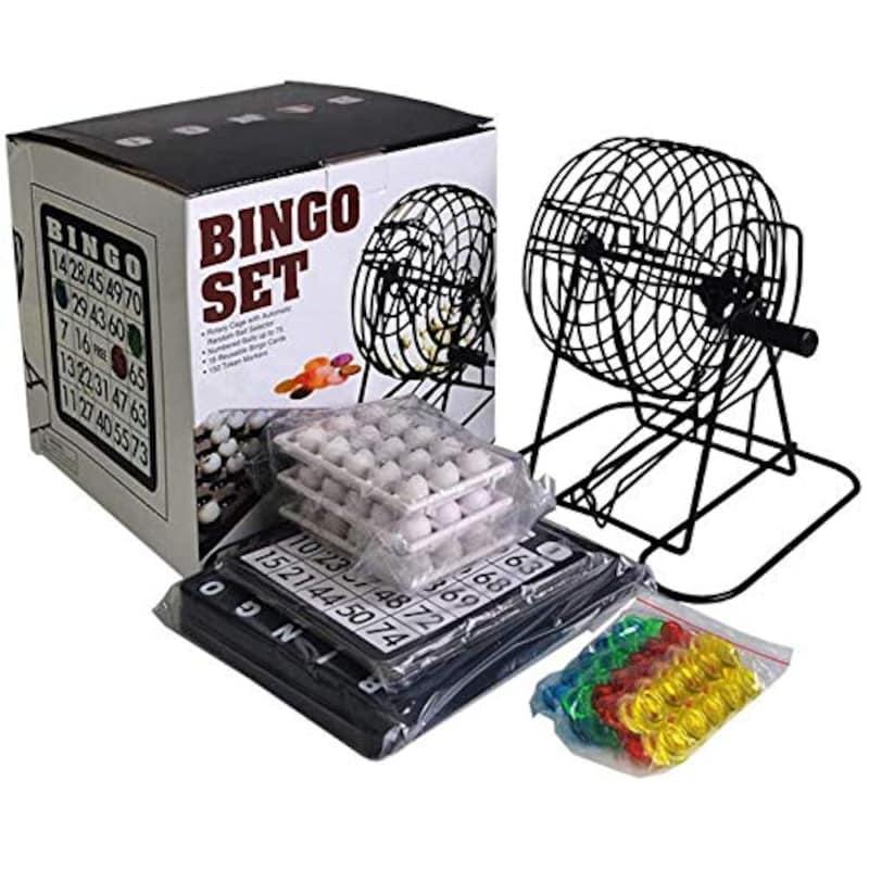 fieldlabo,みんなで楽しむ ビンゴゲームセット