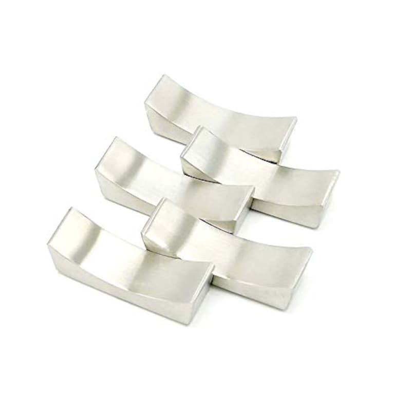 Panda168,Tribetter ステンレス製箸置きセット,TB058