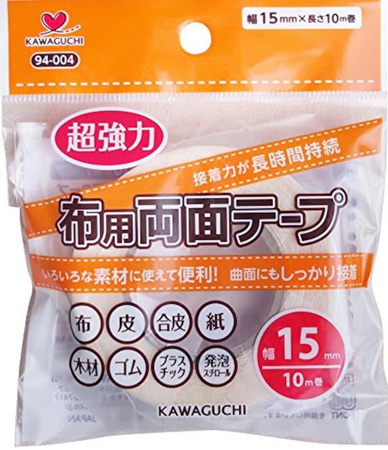 Kawaguchi(カワグチ),布用両面テープ,94-004
